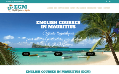 English Courses In Mauritius